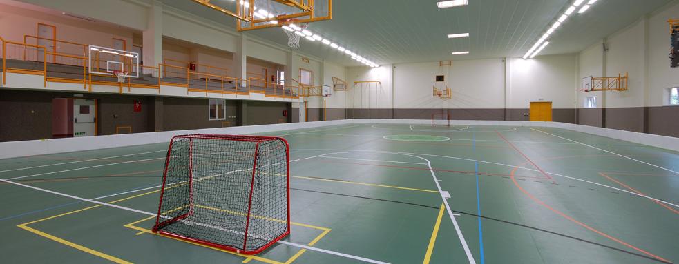 Sportovní hala v Hostinném