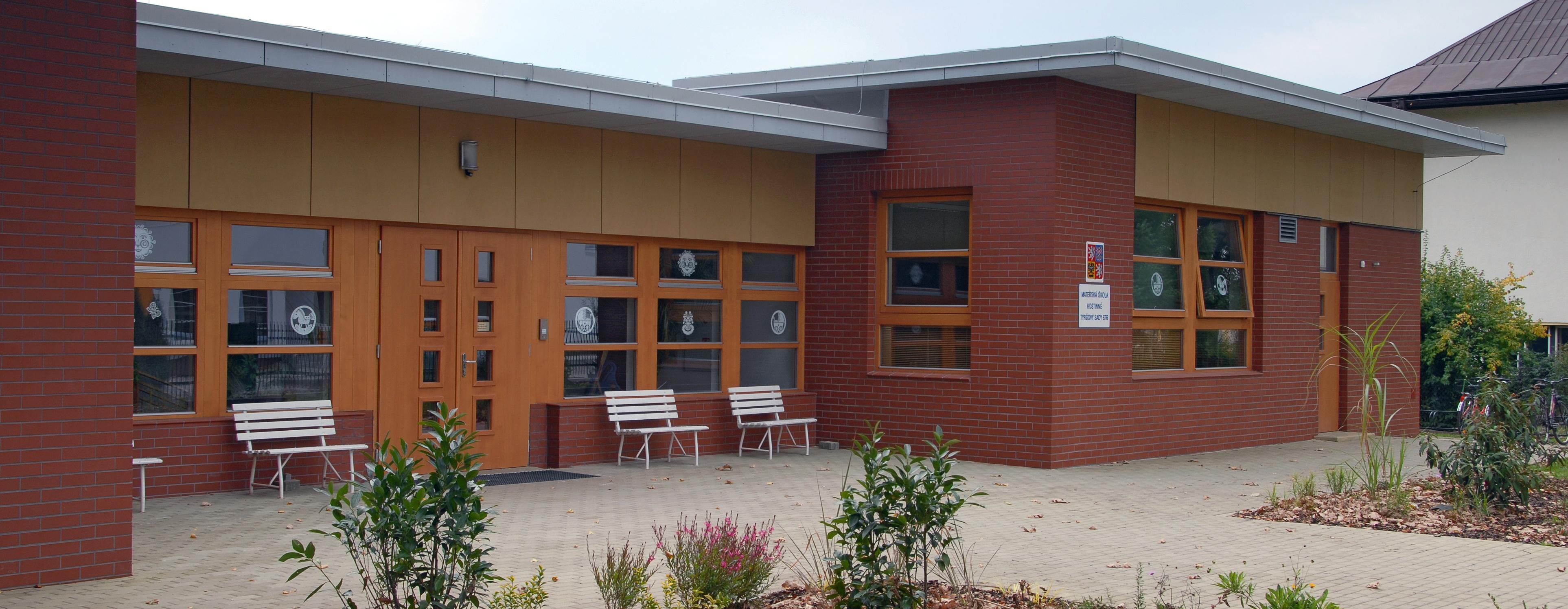 Mateřská školka v Hostinném