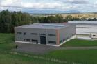 Výrobní provozy v Lomnici nad Popelkou