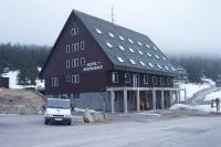 Bouda před rekonstrukcí v roce 2010