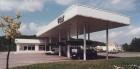 Benzínová čerpací stanice Hostinné