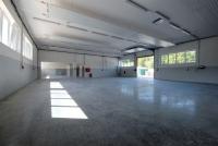 Prostory zámečnické dílny v areálu Chotěvice