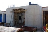 Monolitická betonová konstrukce