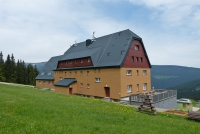 Stavební úpravy Mělnické boudy